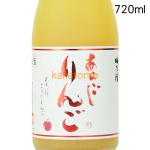 梅乃宿 うめのやど あらごしりんご酒 720ml|kanazawa-saketen
