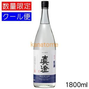 真澄 ますみ 純米生酒 1800ml 要冷蔵|kanazawa-saketen