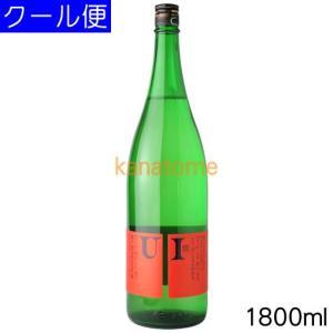 せんきん 羽水 うすい UI ウィ 特別純米 1800ml 要冷蔵(生詰)|kanazawa-saketen