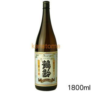 鶴齢 かくれい 辛口 1800ml|kanazawa-saketen