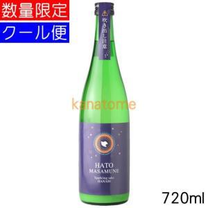 鳩正宗 はとまさむね 発泡純米酒 花火 720ml 要冷蔵|kanazawa-saketen
