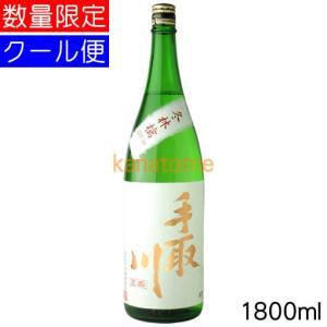 手取川 てどりがわ 山廃純米 冬林檎 2017 1800ml 要冷蔵(生詰)|kanazawa-saketen