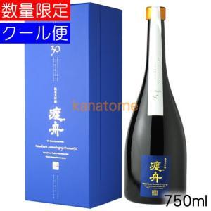 渡舟 わたりふね 純米大吟醸 Premium プレミアム30 750ml 要冷蔵 kanazawa-saketen