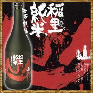 稲里 いなさと 純米 ひたち錦 720ml|kanazawa-saketen