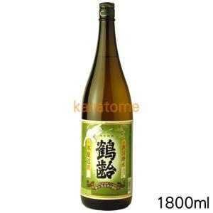 鶴齢 かくれい 本醸造 1800ml|kanazawa-saketen