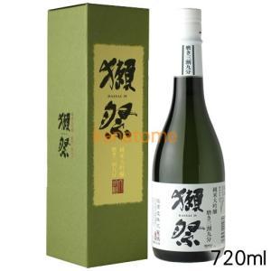 獺祭 日本酒 純米大吟醸 磨き三割九分 デラックス箱入 720ml|kanazawa-saketen