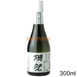 日本酒/山口県 獺祭 だっさい 純米大吟醸 磨き三割九分 300ml|kanazawa-saketen