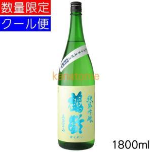 鶴齢 -かくれい- 純米吟醸 五百万石 1800ml -要冷蔵-