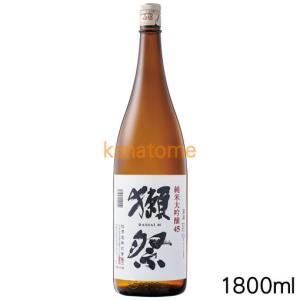 日本酒 獺祭 だっさい 純米大吟醸50 1800ml|kanazawa-saketen|02