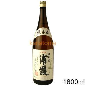 浦霞 うらがすみ 純米酒 1800ml