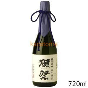獺祭 日本酒 純米大吟醸 磨き二割三分 720ml|kanazawa-saketen
