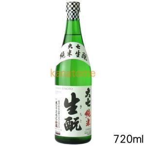 大七 だいしち 純米 生もと 720ml|kanazawa-saketen