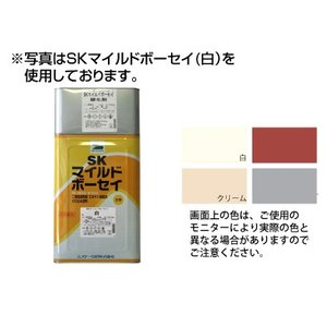 【2液弱溶剤】エスケー化研株式会社 SKマイルドボーセイ 16kg 各色(送料別途)(個人様宅配送不可)|kanbanzairyou