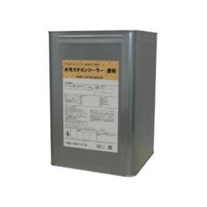 【1液水性】日本ペイント株式会社 水性カチオンシーラー 透明 15kg(送料別途)(個人様宅配送不可)|kanbanzairyou