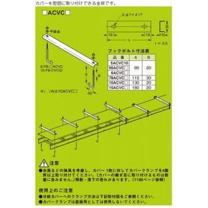 ネグロス電工 アルミ カバークランプ 10ACVC60 kanbanzairyou
