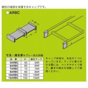 ネグロス電工 親桁用端末保護キャップ 10ARBC kanbanzairyou