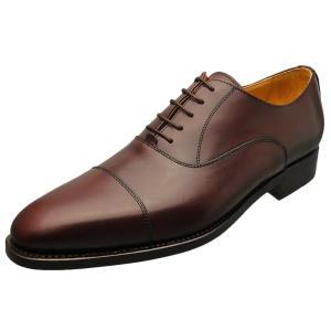 Berwick バーウィック 靴 メンズ ビジネスシューズ ストレートチップ 2739 ダークブラウン 本革|kanda-mimatsu