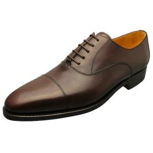 Berwick バーウィック 靴 メンズ ビジネスシューズ ストレートチップ ダイナイトソール 2739 ダークブラウン 本革|kanda-mimatsu