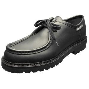 MEPHISTO メフィスト (10%OFFクーポンあり)PEPPO メンズ ウォーキング カジュアル コンフォート チロリアンシューズ ブラック 本革 靴 正規品|kanda-mimatsu