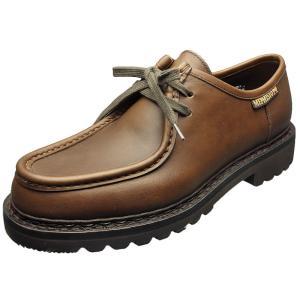 MEPHISTO メフィスト (10%OFFクーポンあり)PEPPO メンズ ウォーキング カジュアル コンフォート チロリアンシューズ ダークブラウン 本革 靴 正規品|kanda-mimatsu