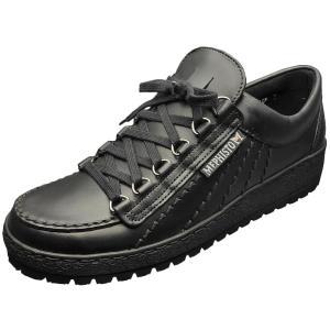 MEPHISTO メフィスト (10%OFFクーポンあり)RAINBOW メンズ ウォーキング カジュアル コンフォートシューズ ブラック 本革 靴 正規品|kanda-mimatsu