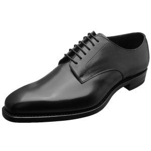 SHETLAND FOX シェットランド フォックス カーディフ プレーントゥ 060FSF ブラック 本革 靴 メンズ ビジネスシューズ|kanda-mimatsu