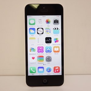 957069322f iPhone5c 32GB A1532 ホワイト SIMフリー Apple☆ :5c-32A1532-WH:KK ...