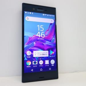 ▼詳細▼▼ 商品名:SONY Sony Xperia XZ 型番:601SO カラー:ブルー 液晶:...
