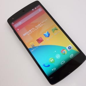 Google Nexus5 SIMフリー 4GLTE対応 ホワイト D820★