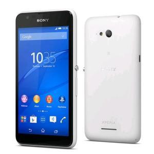 Sony Xperia E4g E2004 LTE 新品同様 White★