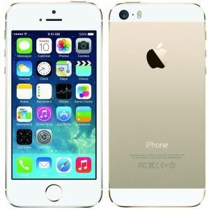 iPhone5S SIMフリー 格安SIM利用可 32G A1453 ゴールド★
