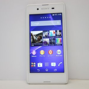 328053b834 Sony Xperia E3 D2203 SIMフリースマホ ホワイト☆ :U-E3-D2203-WH:KK ...