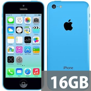 iPhone5C SIMフリー 格安SIM利用可 8GB A...