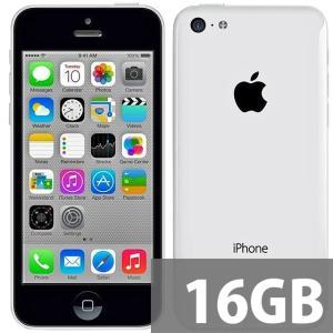 iPhone5C SIMフリー 格安SIM利用可 16GB ...
