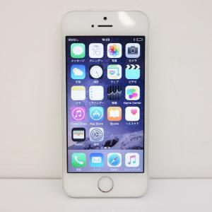iPhone 5S 32GB SIMフリー A1453 シル...