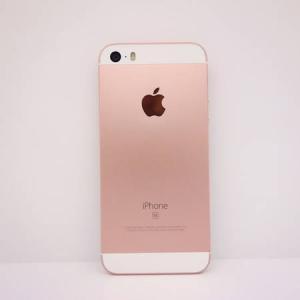 6042276c3c ... iPhone SE 64GB A1662 SIMフリー 格安SIM利用可 ピンク(ローズゴールド) Apple ...