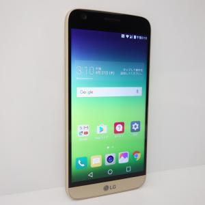 LG G5 32GB SIMフリー 高品質 バッテリー脱着型 ブラック(Black)★
