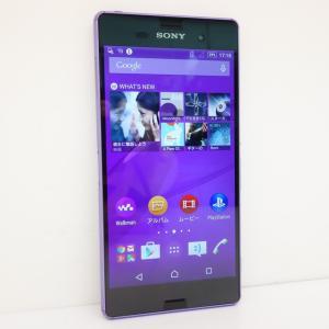 【技適マーク有】Sony Xperia Z3 D6603 S...