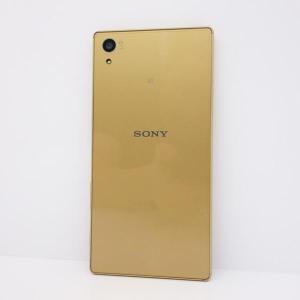 Sony Xperia Z5 E6653 32GB 技適マーク有 SIMフリー SO-01H 海外版 ゴールド★|kandadenki|03