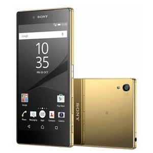 78404fd5d3 Sony Xperia Z5 Premium 4G LTE SIMフリー E6853 ゴールド☆