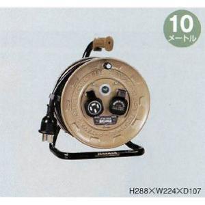 ハタヤリミテッド コンパクトタイプ 三相200V型コードリール JTIII-102M
