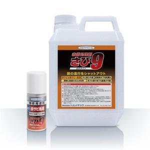 ヘルメチック 赤錆処理剤 さび9 50ml 乳白色【代引不可】|kandakiko