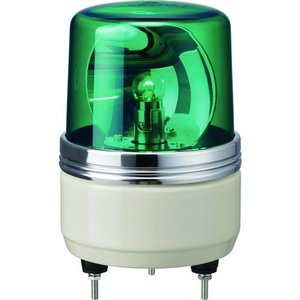 パトライト SKH−EA型 小型回転灯 Φ100 色:緑|kandakiko