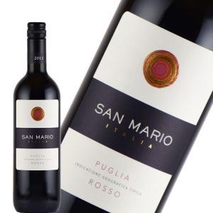 赤ワイン サン・マリオ 2015 イタリア ネグロ・アマーロ|kandasyouten
