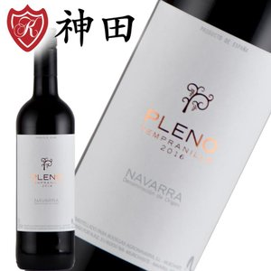 赤ワイン プレノ 2016 テンプラニーリョ スペイン 赤ワイン|kandasyouten