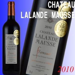 赤ワイン シャトー・ララン・ド・ムース 2010年 ややフルボディ フランス ボルドー|kandasyouten