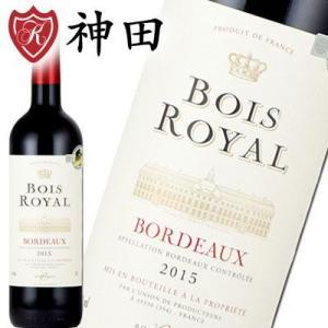 赤ワイン ボワ・ロワイヤル フランス メルロ カベルネ・フラン 金賞|kandasyouten