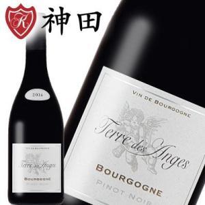 赤ワイン ブルゴーニュ・ピノ・ノワール テレ・デ・アンジュ フランス ブルゴーニュ 2014 ピノ・ノワール kandasyouten