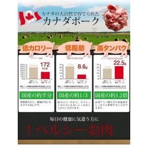 新規オープン記念 カナダポーク コマ切れ肉 豚...の詳細画像2