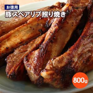 豚スペアリブ照り焼き 1kg/パック|kande-pro
